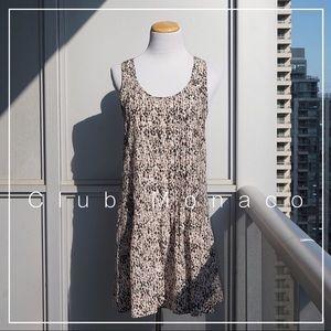 NWOT Club Monaco 100% Silk Mari Dress Size 0